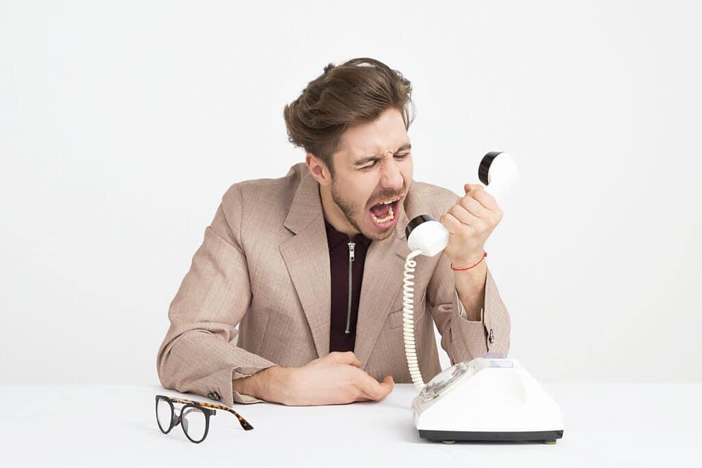 Avoid phoning it in