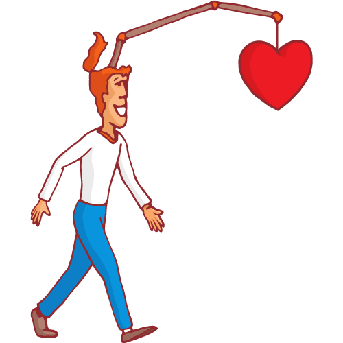 Following The Heart